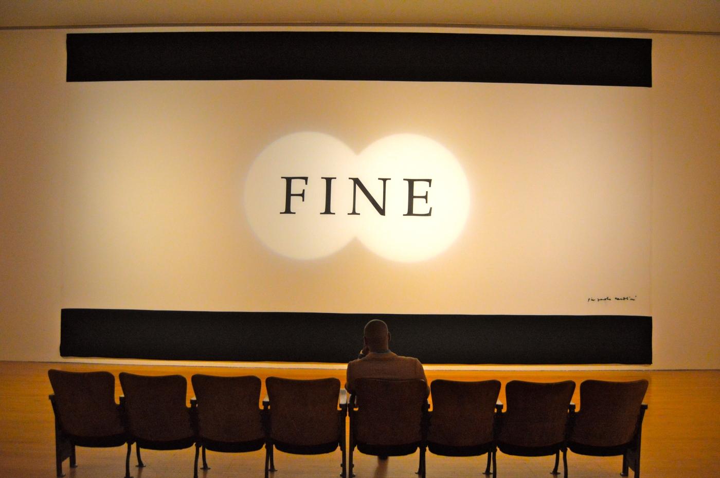 Fine`